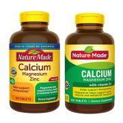 Viên Bổ Sung Calcium With Vitamin D Của Nature Made Mỹ - 300 Viên