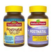 Vitamin Cho Phụ Nữ Mới Sinh Postnatal Multi DHA – 60 Viên