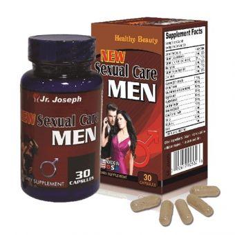 Viên uống New Sexual Care Men 30 viên cho nam giới sung mãn