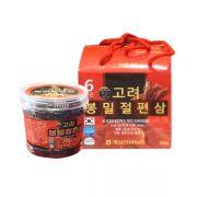 Hồng sâm lát tẩm mật ong Hàn Quốc 200g Sliced Korea