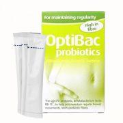 Men vi sinh Optibac Probiotics trị táo bón, hộp 30 gói