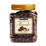 Socola hạnh nhân Kirkland Milk Chocolate Almonds 1.36kg