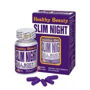Viên uống giảm cân ban đêm Slim Night Full Body Healthy Beauty