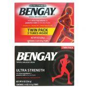 Kem xoa bóp giảm đau Bengay Ultra Strength của Mỹ 113g