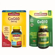Thuốc bổ tim CoQ10 Nature Made 200mg 140 viên Mỹ