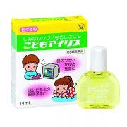 Thuốc nhỏ mắt cho bé Taisho Iris 14ml chính hãng Nhật