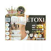 Viên giảm cân Dr Detoxi 4D cao cấp Nhật Bản - 30 gói