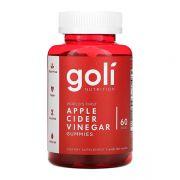 Kẹo dẻo giấm táo Goli Apple Cider Vinegar của Mỹ 60 viên