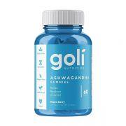Kẹo dẻo Goli Ashwagandha 60 Gummies giảm stress, ngủ ngon