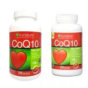 Thuốc bổ tim mạch Trunature CoQ10 100mg của Mỹ