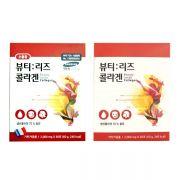 Collagen nhụy hoa nghệ tây Beauty Leeds Collagen của Hàn Quốc