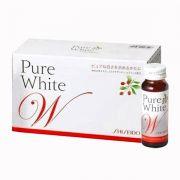 Shiseido Pure White - Nước Uống Làm Trắng Da Của Nhật Bản