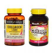 Viên uống Collagen thủy phân 1500mg Mason 120 viên mẫu mới