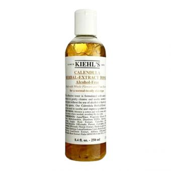 Toner hoa cúc Kiehl's 250ml Calendula Herbal Extract của Mỹ