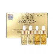 Mỹ phẩm serum bergamo luxury gold collagen & caviar Hàn Quốc