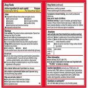 Thuốc giảm đau hạ sốt Tylenol Coated Tablets 500mg 225 viên