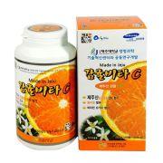 Viên ngậm Vitamin C Jeju 500g 278 viên chính hãng Hàn Quốc