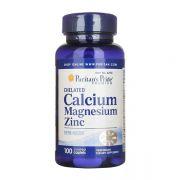 Viên uống chắc khỏe xương Calcium Magnesium Zinc 100 viên Mỹ