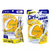 Viên uống DHC bổ sung vitamin C 60 ngày Nhật Bản