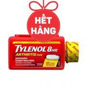 Viên uống giảm đau Tylenol 8Hr Arthritis Pain 650mg