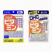 Vitamin tổng hợp DHC túi 60 viên của Nhật Bản