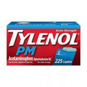 Tylenol PM Extra Strength 225 viên - Thuốc giảm đau ban đêm